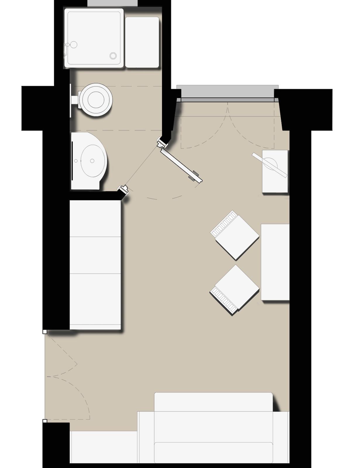 Arredatori di interni interior design mebedesign studio for Progetti di ristrutturazione appartamenti
